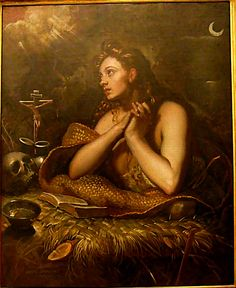 Tintoretto, The Magdalene