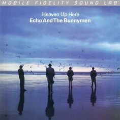 ECHO AND THE BUNNYMEN - HEAVEN UP HERE (NUMBERED LIMITED EDITION Vinyl LP)