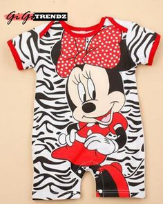 e21d019854f6 Minnie Mouse Dalmatian Infant Jumpsuit