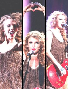Taylor Swift's Speak Now Tour I remember this because I went and saw it she was amazing