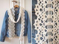https://www.google.nl/search?q=crochet+lace+scarf+pattern&client=firefox-b&dcr=0&tbm=isch&tbo=u&source=univ&sa=X&ved=0ahUKEwjEseyDwIHXAhWCLMAKHZutBzwQsAQILw&biw=1600&bih=760#imgrc=CBpBqbb2IPXesM:
