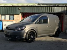 Volkswagen Caddy, Volkswagen Group, Caddy Van, Car Wrap, Cadillac, Cars And Motorcycles, Beast, Wraps, Club