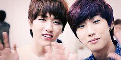 Sandeul Jinyoung B1A4