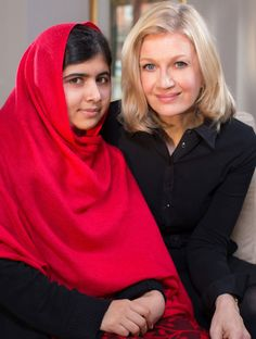 Diane Sawyer Sits Down With the Inspirational Malala Yousafzai – To read 10/7/13 ABC News transcript and watch 6-minute video, click http://abcnews.go.com/WNT/video/diane-sawyer-sits-inspirational-malala-yousafzai-20499735