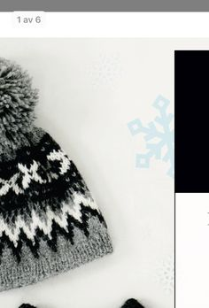 Rallar genser Winter Hats, Barn, Beanie, Fashion, Moda, Fashion Styles, Beanies, Fashion Illustrations, Fashion Models