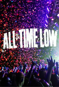 All Time Low my favorite :) praying they will be at warped this summer