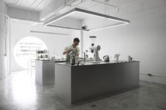Hands & Heart Café on Freitag Pop-up Store by party/space/design, Bangkok – Thailand » Retail Design Blog