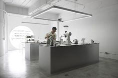 Hands & Heart Café on Freitag Pop-up Store by party/space/design, Bangkok – Thailand » Retail Design Blog
