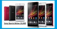 Sony Xperia Mobiles less than 10,000/-  http://latest.com.co/sony-xperia-price-below-10000.html