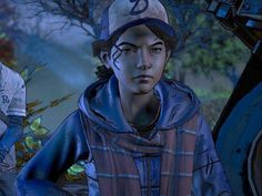 My badass Clementine❤️ steong young lady she is xxx