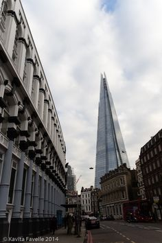 The Shard -- Recommendations for a Mini City Break in London's Borough Market, Maltby Street Market, Bermondsey & Bankside area