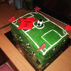 Soccer cake 🍰
