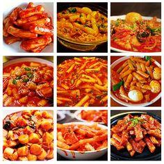 korean food: yummy... duckbocky