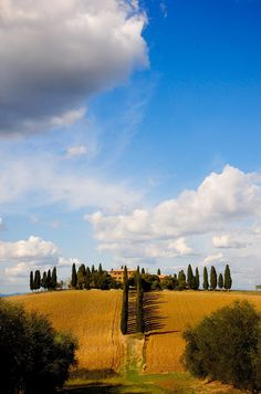 Tuscany and Umbria. Italy | (10 Beautiful Photos) Why Wait. The World Awaits Your Footprints. www.whywaittravels.com 866-680-3211 #travelspecialist  Facebook: Why Wait Travels -- CruiseOne Twitter: @contreniatrvels