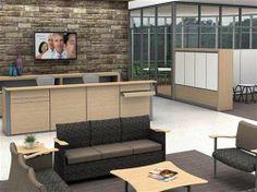 Waiting and Lobby Areas - Haworth