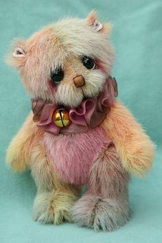Small artist bear | Sunset – v 3 - Pipkins Bears