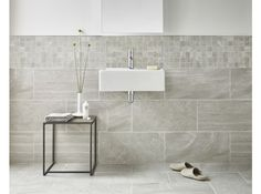 Dbs Bathrooms Cutline Grey Marble Tile Effect Wall Panel within measurements 1536 X 2048 Grey Marble Bathroom Wall Tiles - The toilet is one region of the Grey Marble Bathroom, Bathroom Floor Tiles, Wall And Floor Tiles, Bathroom Wall, Bathroom Ideas, Downstairs Bathroom, Bathroom Renovations, Cosy Bathroom, Toilet Tiles