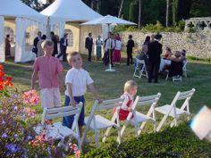 Mariage sur les terrasses de l'Odet