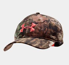Women s UA Camo Hat Hunting Camo 9bc2db65ca24