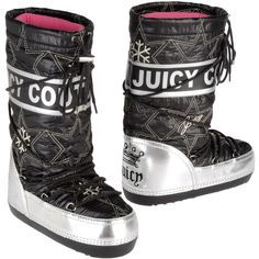 JUICY COUTURE boots<3
