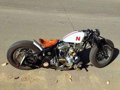 Harley Davidson News – Harley Davidson Bike Pics Motos Bobber, Bobber Bikes, Bobber Motorcycle, Bobber Chopper, Cool Motorcycles, Vintage Motorcycles, Ironhead Sportster, Bobber Custom, Custom Bikes