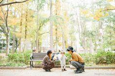 【滋賀から大阪】結婚式を撮影した家族の記念写真