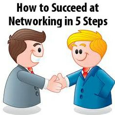 5 Ways to Impress While Networking [Infographic]