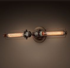 Restoration hardware $169 for restaurant wall sconce
