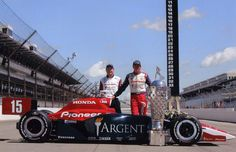 Indy 500 winner 2004: Buddy Rice Starting Position: 1 Race Time: 3:14:55.2395 Chassis/engine: Panoz G Force/Honda