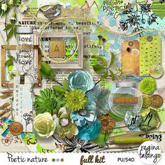 Poetic Nature by Reginafalango http://digital-crea.fr/shop/index.php?main_page=product_info&cPath=155_330&products_id=19959 http://www.digitalscrapbookingstudio.com/personal-use/kits/poetic-nature-full-kit/