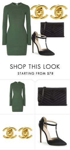 """""""Untitled #168"""" by triceyfashion ❤ liked on Polyvore featuring 3.1 Phillip Lim, Yves Saint Laurent and Chanel"""
