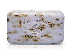 Pre de Provence Soap -  Lavender...by far the best lavendar bar soap. I've always loved homemade lavender soaps and this was the closest on the market bar I've been able to find. <3 it
