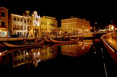 Aveiro @ night