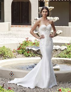 Available to order gown by Jack Sullivan. Book an appointment today to view our collection of Australian designer wedding gowns.   57 Portman Street Oakleigh Victoria 3166   T: 0395680511 M: 0417372904 Facebook.com/NIFIbridal
