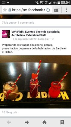 Alcohol, Show, Barbie Bedroom, Barbell, Events, Liquor, Alcoholic Drinks