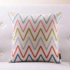 Nordic Style Decorative Throw Pillow Geometric Cushion Striped Pillows Chair Seat Sofa Cushions Throw Pillow