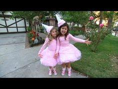 Trick or Treat -- It's Sophia Grace & Rosie!