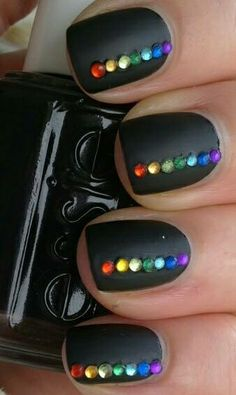 I wanna do this but with silver rhinestones