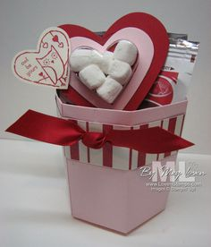 gift-givers-heart sweet treat cup-milk-carton-die holly berry bouquet