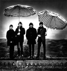 Ringo, John, George & Paul.