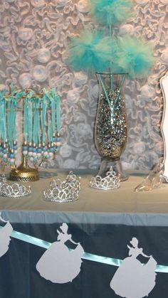 Cinderella Birthday Party Ideas   Photo 11 of 13
