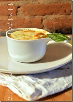 Uova, pomodoro e mozzarella