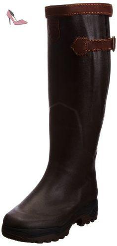 Aigle Rboot - Chaussure multisport outdoor - Femme, Noir, 42 EU