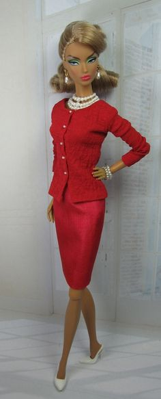 Sweater Sensation for Silkstone Barbie and Victoire Roux on Etsy now