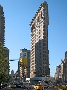Flatiron Building since 1903 by Since* The Blog.