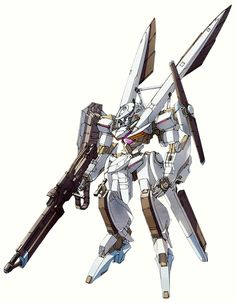 GNX-509T Throne Varanus (aka Throne Varanus, Varanus) is the fourth unit in the Gundam Throne series and was featured in Gundam 00V. It was built by the Corner Family and eventually lead to the mass-produced GN-X series. The unit is piloted by Deborah Galiena.