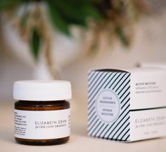 Elizabeth Dehn for @Jonathan Nafarrete London Love Organics Eye Balm #ED4OLO Vitamin hydrates and soothes delicate eye are while pomegranate and ginsing naturally lift and plump.
