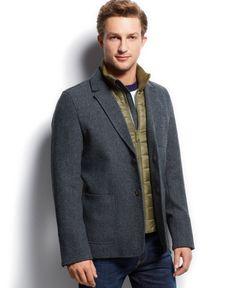 Tommy Hilfiger Douglas Hybrid Wool-Blend Sport Coat