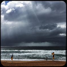There is no bad weather. Swim between the flags. Or go for a surf. #nobadweather #swimbetweentheflags #gonesurfing #beachlife #soultravels #outdoorgirl #adventuregirl #mindful #sydneyandthesea