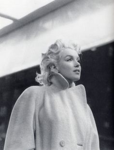 Marilyn Monroe in New York, 1955. Photo: Ed Feingersh.